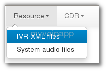 check IVR-XML files in cloud-mss