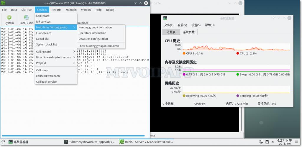 Debian testing KDE