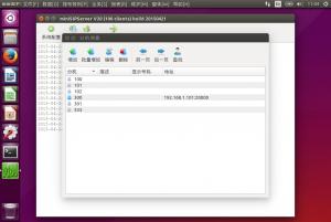 miniSIPServer运行在Ubuntu15.04系统