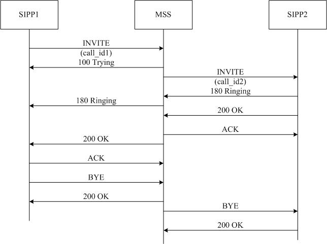 SIP Server performance test report
